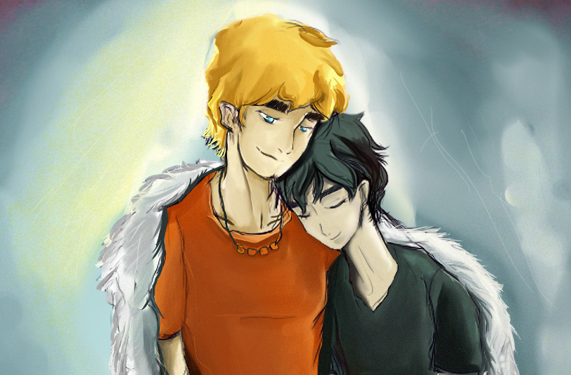 Here. Have some Solangelo.