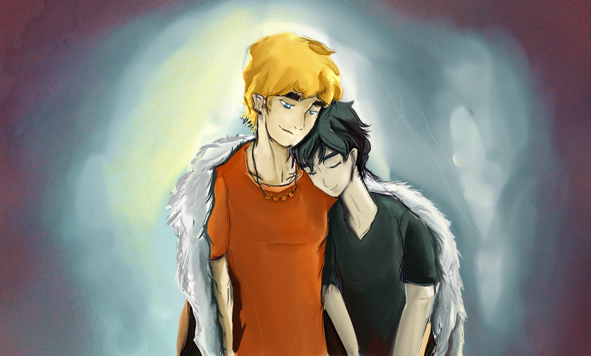 Ethan Anarchy Ethan Lesley solangelo Here. Have some Solangelo.