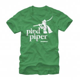 Pied Piper T-Shirt (HBO's Silicon Valley)