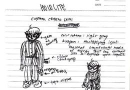 Creating Howlite