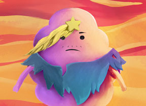 Lumpy Space Prince