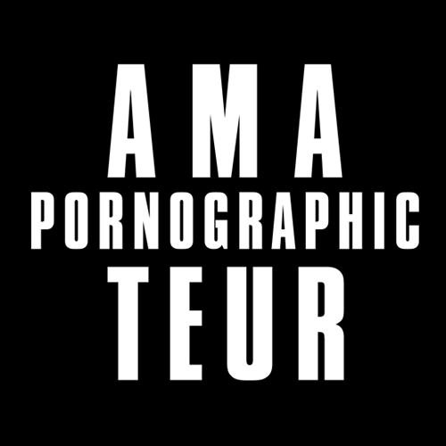 Cover art for Amateur Pornographic by Ethan Anarchy / Ethan Lesley,