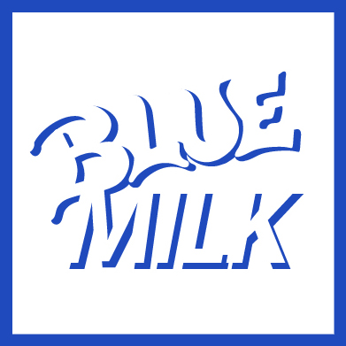 Cover art for Blue Milk by Ethan Anarchy / Ethan Lesley,