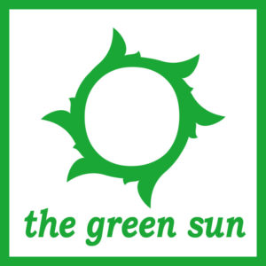 Cover art for The Green Sun by Ethan Anarchy / Ethan Lesley,