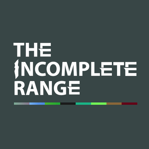 Cover art for The Incomplete Range by Ethan Anarchy / Ethan Lesley