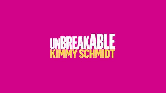 Unbreakable Kimmy Schmidt season 3 watch thread