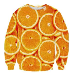 These funky sweatshirts!