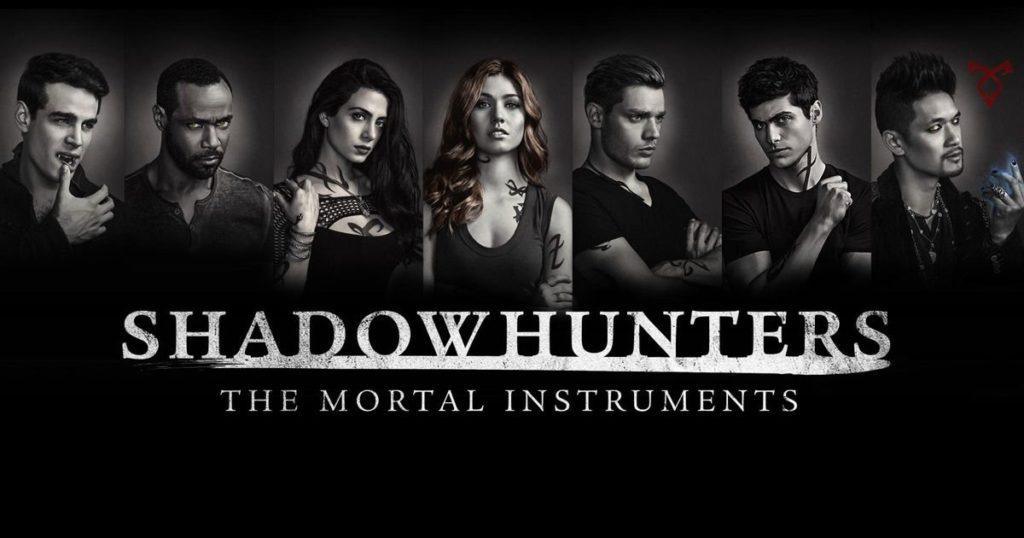 Shadowhunters watch thread
