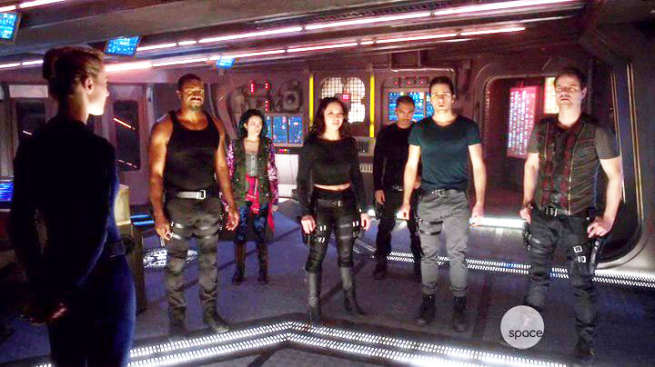 Giving Dark Matter a chance : watch thread