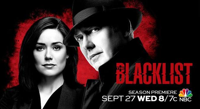 The Blacklist season 5 watch thread