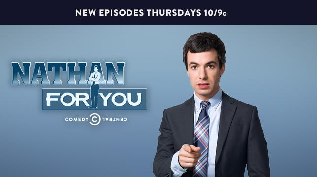 Nathan For You (Comedy Central) season 4 watch thread