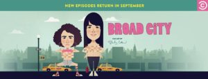 Heads up! Broad City returns for its fourth season September 13. Watch thread and everything here.