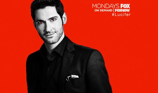 Lucifer on FOX season 3