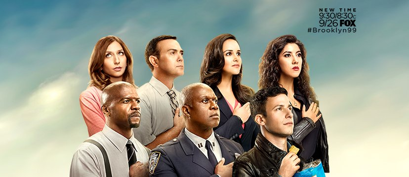 Brooklyn Nine-Nine season 5 watch thread