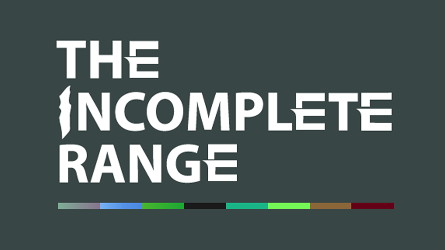 "Ethan Lesley CC's ""The Incomplete Range"" poetry collection now available on paperback"