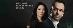 Already sold! Elementary season 6 coming up in September