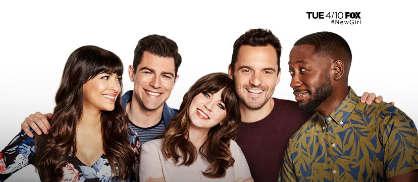 New Girl's final season watch thread