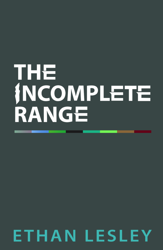 Purchase The Incomplete Range on paperback
