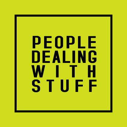 Read 'People Dealing With Stuff'