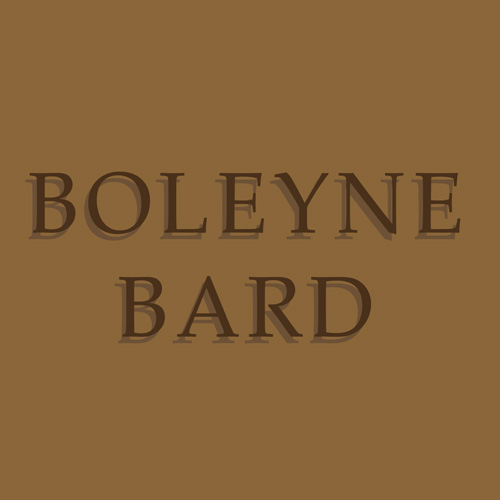 Cover art for Boleyne Bard by Ethan Anarchy / Ethan Lesley,